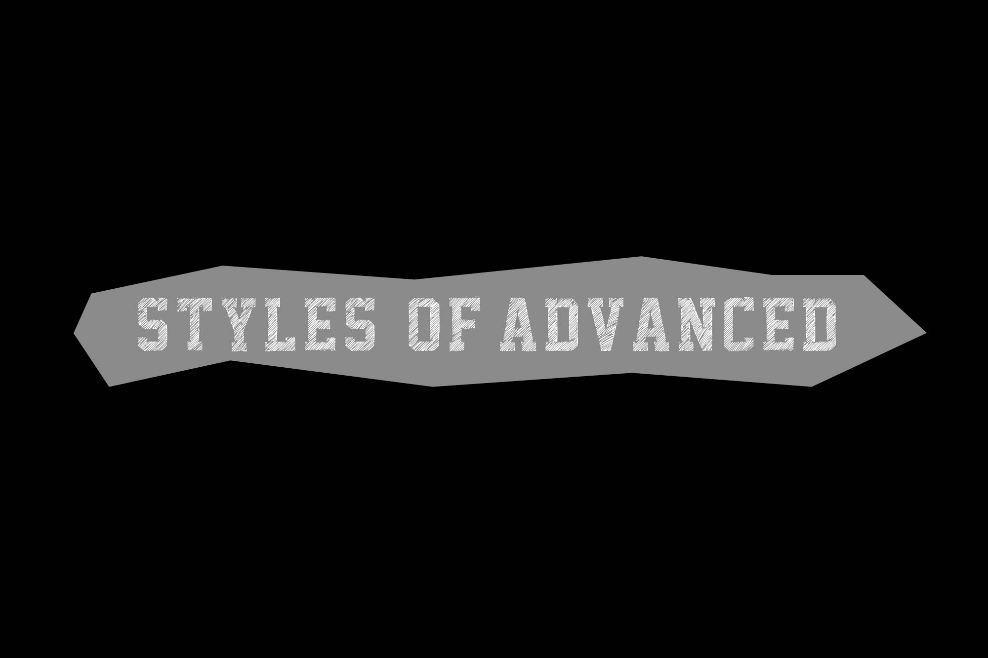 STYLE OF ADVANCED (スタイルオブアドバンス)