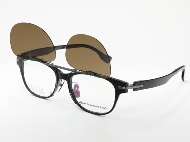 POCOP GENT 5002ワンタッチサングラス付き