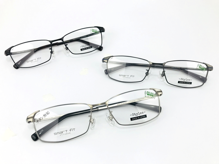 SMART FIT -STYLES- SF-8002M【RELAX WIDE】